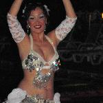 Belly Dancer at Hotel