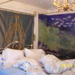 """water lilies"" room"