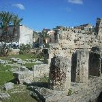 The park-like setting sets these ruins apart from many in Sicily.