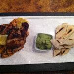Lime, Chili, Coriander Chicken