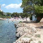 Cala Blanes Beach