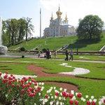 St. Petersburg-Peterhof Palace