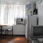 Refrigerator, Air-con, Cable TV