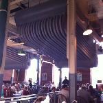 main dining room Powerhouse Restaurant