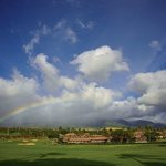 Another day, another rainbow at the Outrigger Maui Eldorado!