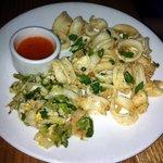 Calamari at Mie N Yu