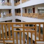 Hotel interior -