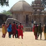 Beautiful Mahabalipuram sights