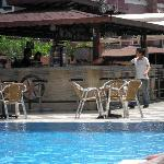 Pool Bar at Selen