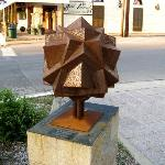 Sculpture on Main- June 2011