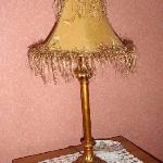 scary lampshade
