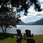 Lake Crescent Solitude
