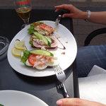 Cafe Hyacinth Foto