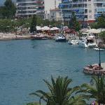 Hafen von Chalkida