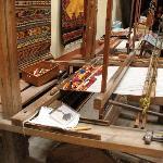 fine craft weaving Oaxaca