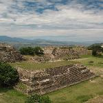 Top of the world in Oaxaca, Monte Alban
