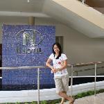 N Hotel Entrance....