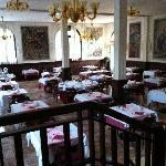 Restaurante para cenar y desayunar