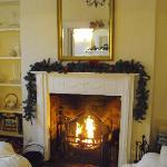 The cosy pre-Christmas feel was wonderful.