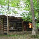 The Wright Cabins Foto