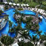 the lagoon pool