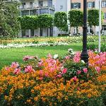 Gardens of the Grand Resort nearby