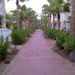 Hotel path