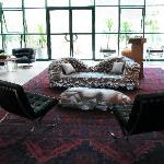The Diaghilev - Lobby