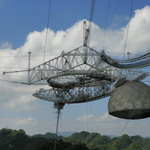 Arecido Radiotelescope 1963