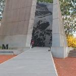 Into the Memorial