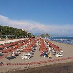 Beach of Sarıgerme Iber