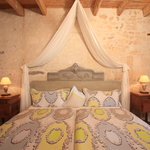 Sleeping room in Suite Eleonore