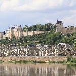 Chinon - Fortress