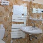 Salle de bains-WC-baignoire