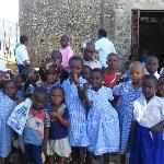 thank you for the dresses MWOKOENI SCHOOL