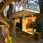 Hotel Cavalier Entrance