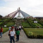 Statue of the Divine Mercy