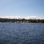 View from ferry to Cromarty