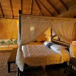 romantic balinese style bedroom suite