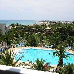 Activity pool, high ropes n beach