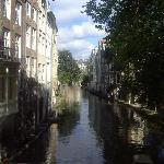Canals in Utrecht