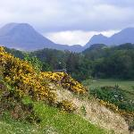 Views near Gairloch Hotel