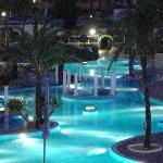 La piscina del hoyel