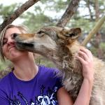 RyLee gets a kiss
