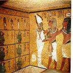 Tomb of King Tutankhamun (Tut) Foto