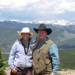 Best looking wranglers from the top of Little Baldy