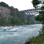 Bridge and Rapids