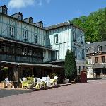 Hotel exterior Auberge du President