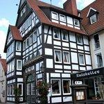 Hotel Eingang Lange Straße 40