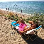 Foto de Scaleta Beach Hotel